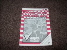 Wigan v Featherstone Rovers, 1982/83